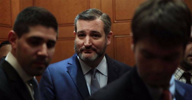 Senator Ted Cruz Launches Investigation after Yale Law School Pulls Funding for Fellowships at Christian Law Firms