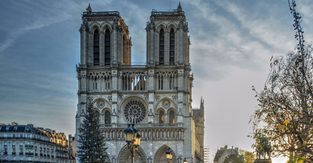 As Notre Dame Burned What Exactly Were We Mourning?
