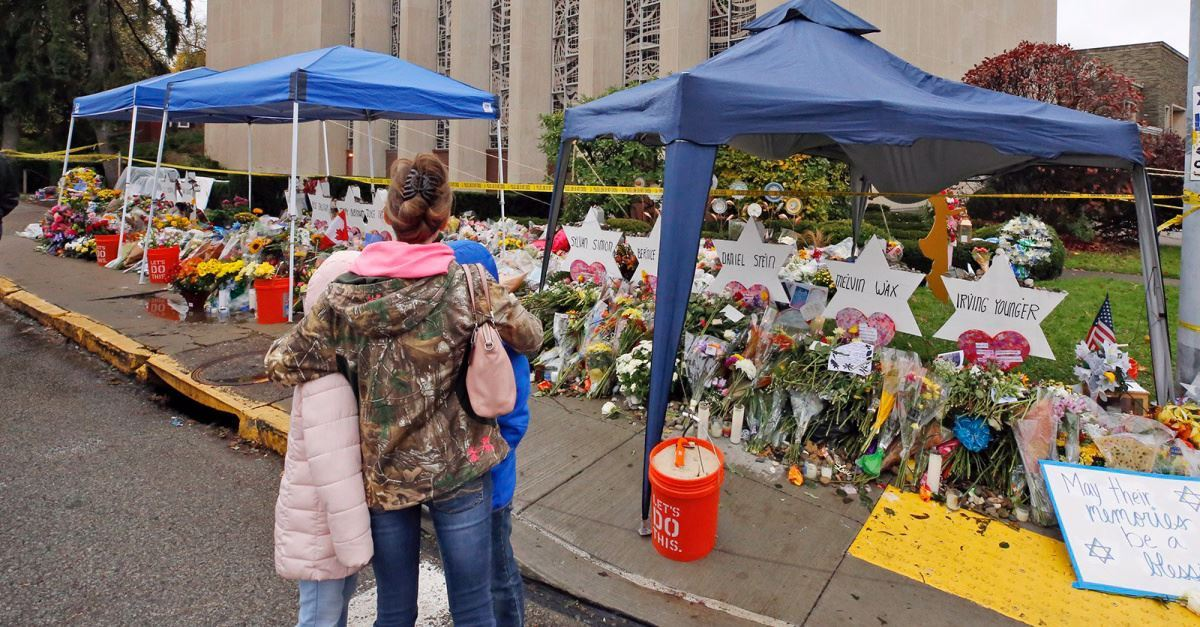Telling the Passover Story in the Shadow of the Pittsburgh Massacre