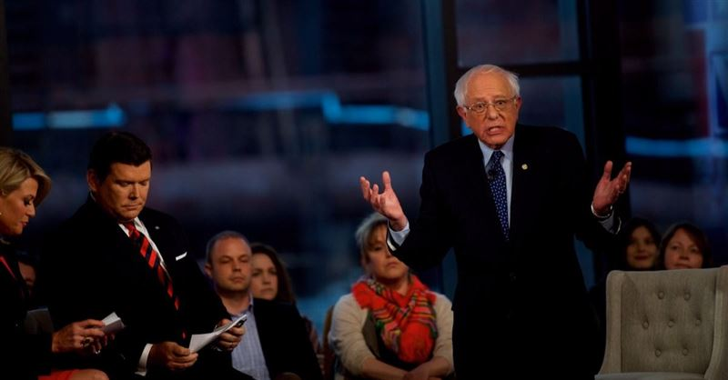 Bernie Sanders Endorses Abortion 'Up Until the Moment of Birth'