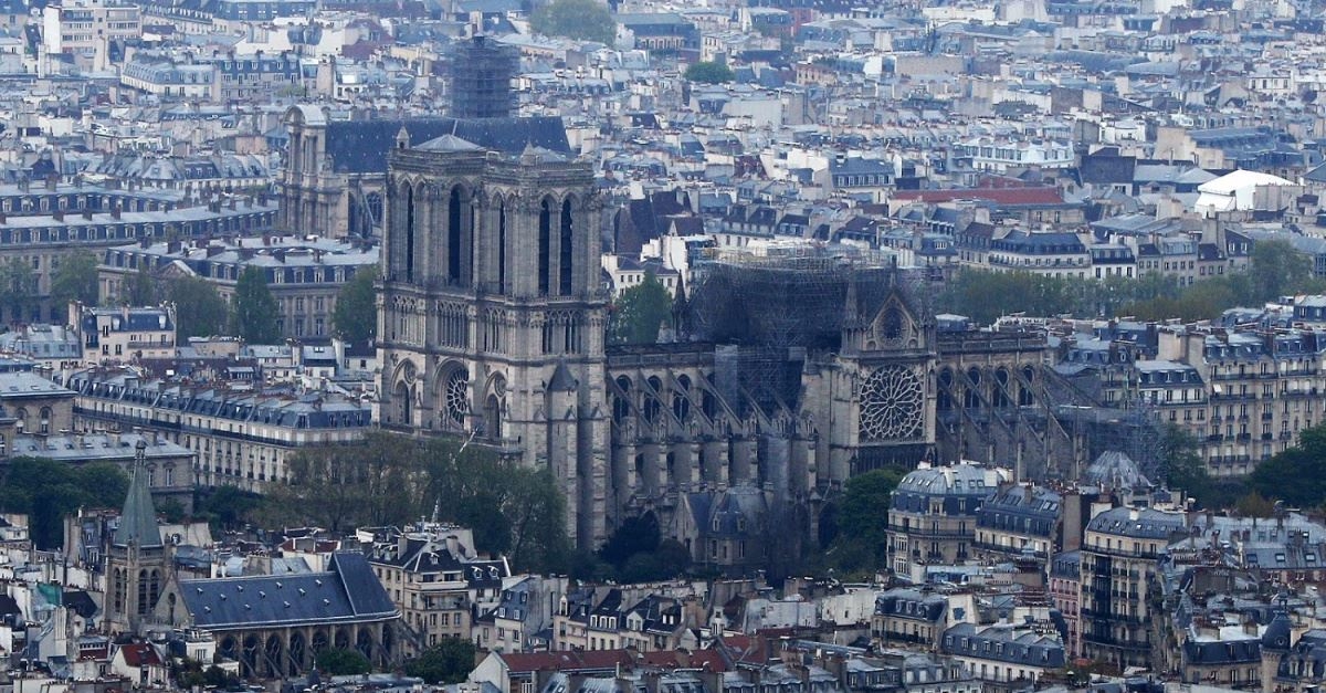 Baptist Pastor Grieves for Notre Dame Burning: How to Prove that Every Day Is Easter