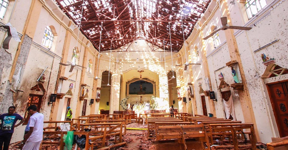 Sri Lanka Bombings an 'Attack on Christianity,' Pence Says of Blasts that Killed 290