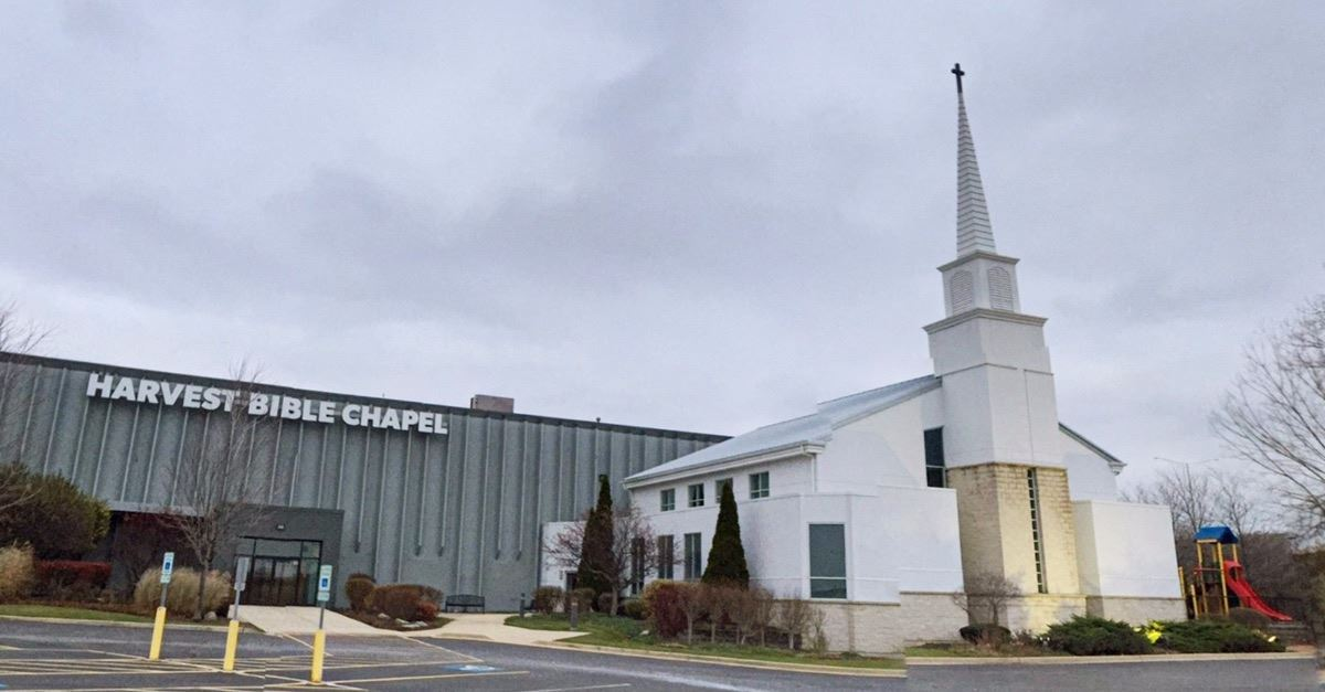 ECFA Ousts Chicago-Area Megachurch Harvest Bible Chapel