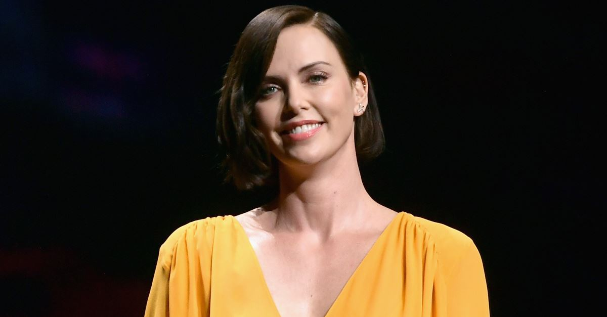 Charlize Theron: I Knew My Child Was Transgender at Age 3
