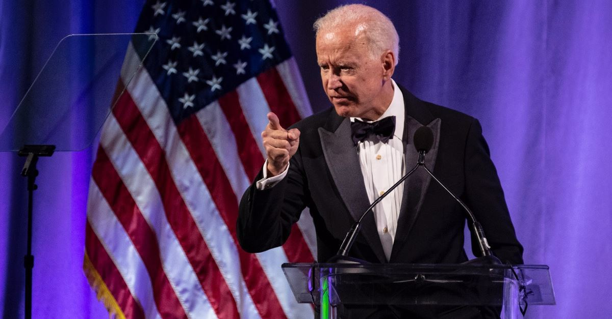 Joe Biden and His Lesser-Known Rivals: How Anonymous People Change the World