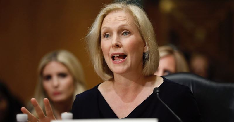 Abortion Restrictions Are 'Against Christian Faith,' Democratic Presidential Candidate Kirsten Gillibrand Says
