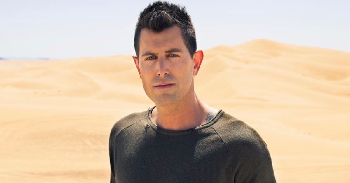 Jeremy Camp: The World's 'Only Hope' Is Focus of New Song, Movie