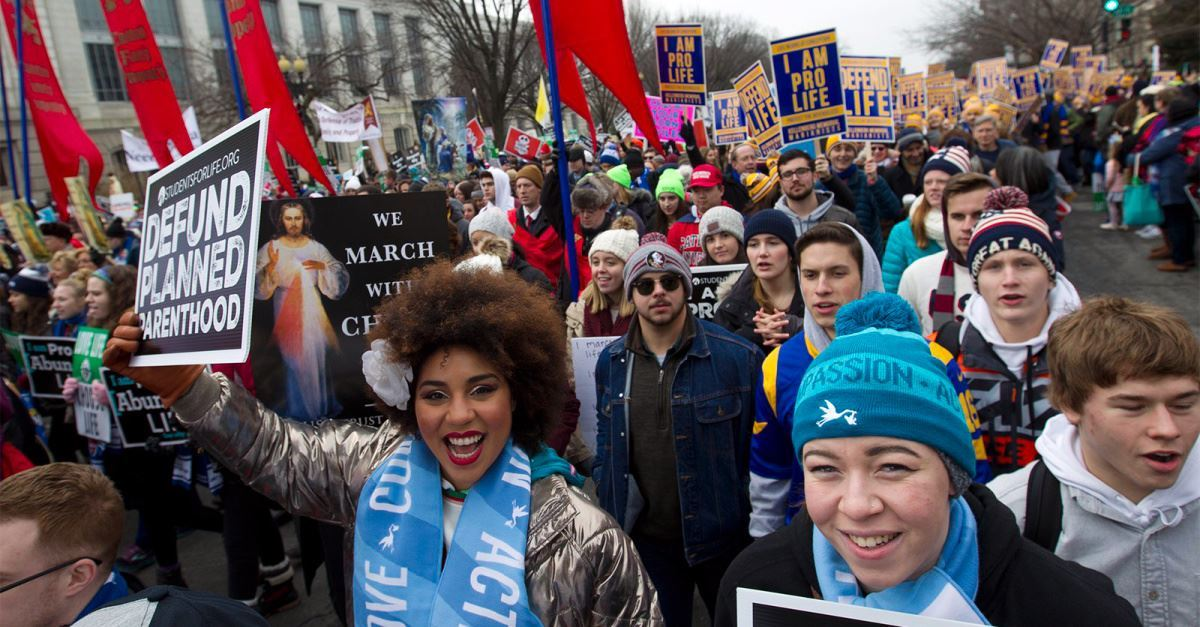 Pro-Life Laws Are Needed... but They Are Not Enough