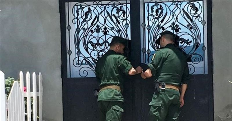 Authorities Seal Another Church Building in Algeria Shut