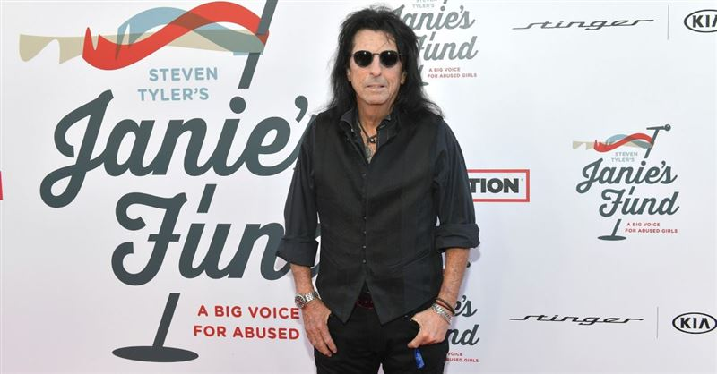 Rocker Alice Cooper: Jesus Saved Me from Cocaine, Sin