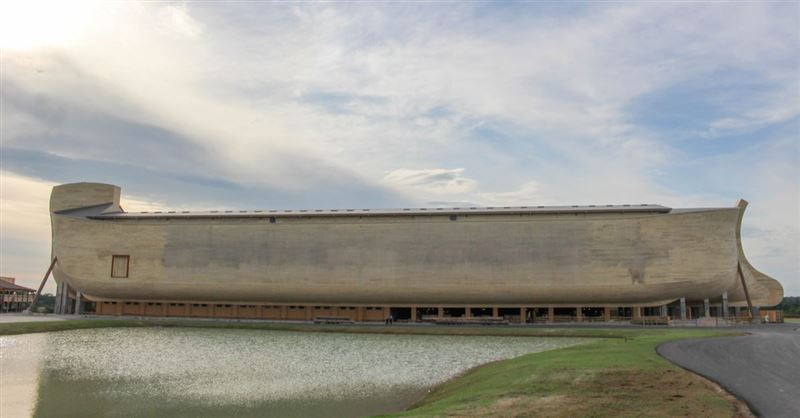 Ark Encounter Sues Insurance Company over Damage from Excessive Rainfall