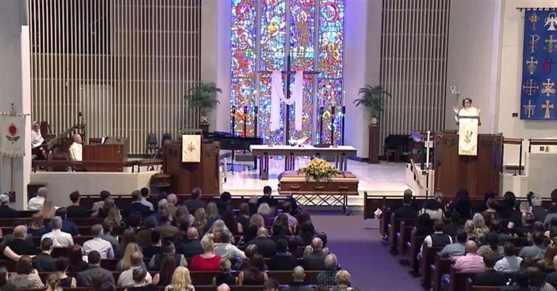 At Her Funeral, Rachel Held Evans Is Memorialized with Quotes from Her Own Writings