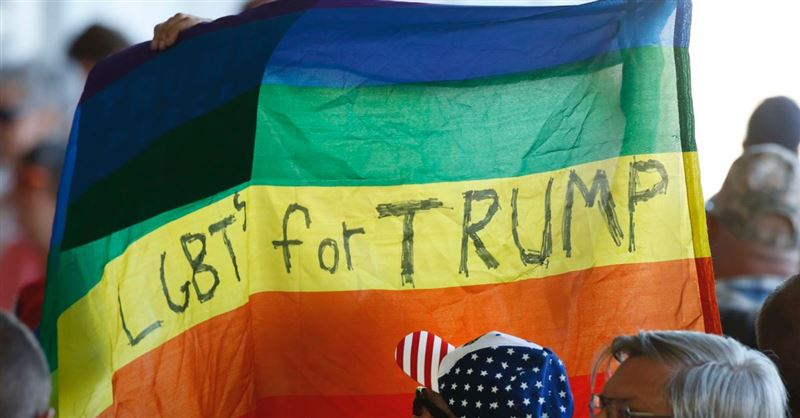 Trump Becomes First Republican President to Promote LGBT Pride Month
