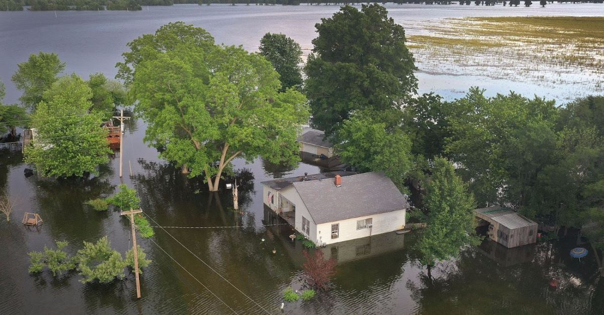 Historic Flooding Drowns the Midwest
