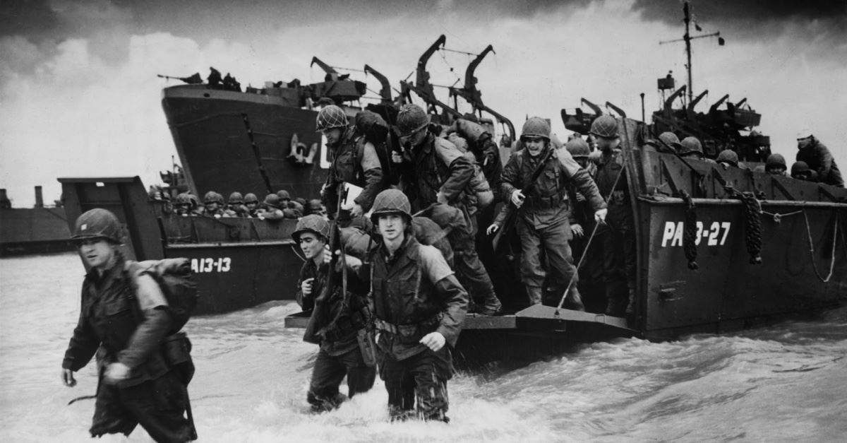 'The Hopes and Prayers of Liberty-Loving People Everywhere March with You': A D-Day Reflection