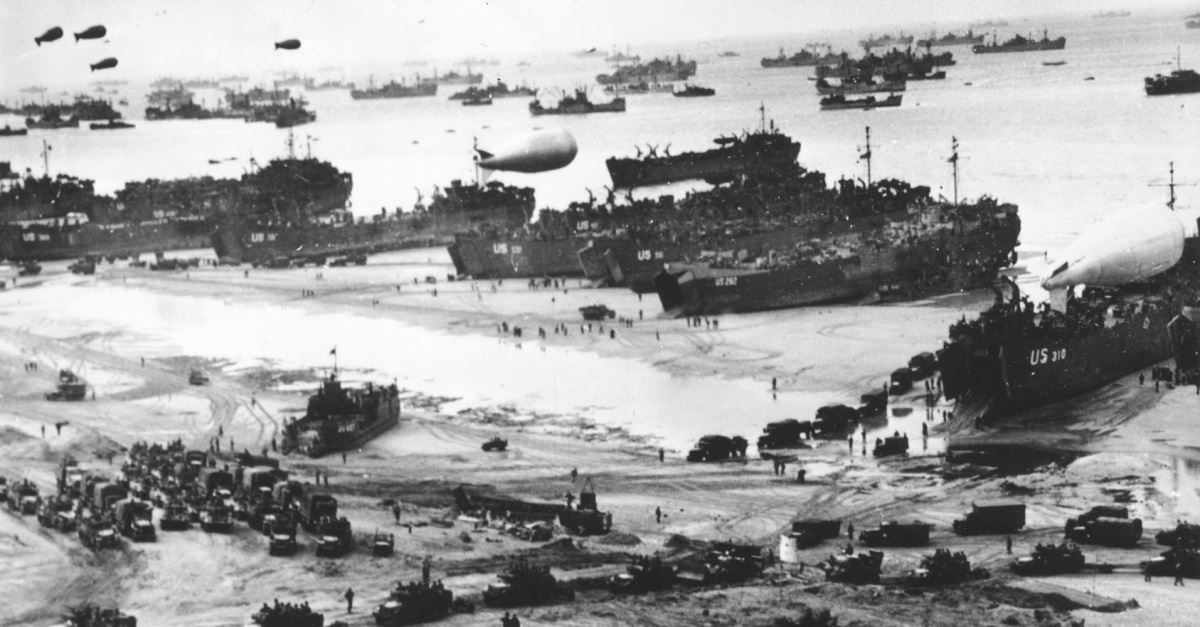 "The Spiritual Battle on D-Day: ""This Great and Valiant Struggle"""