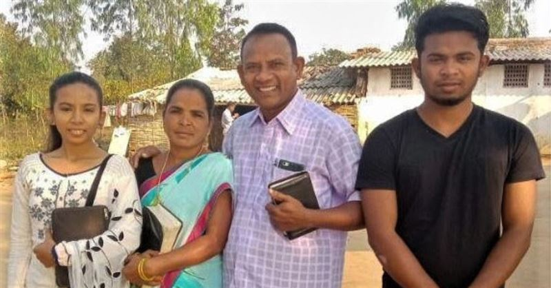 Officials Destroy Christian School, Hostel – and Founder's Home – in Eastern India