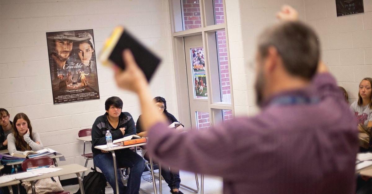 Religion in the Classroom: Where the Faithful and the ACLU Can Agree