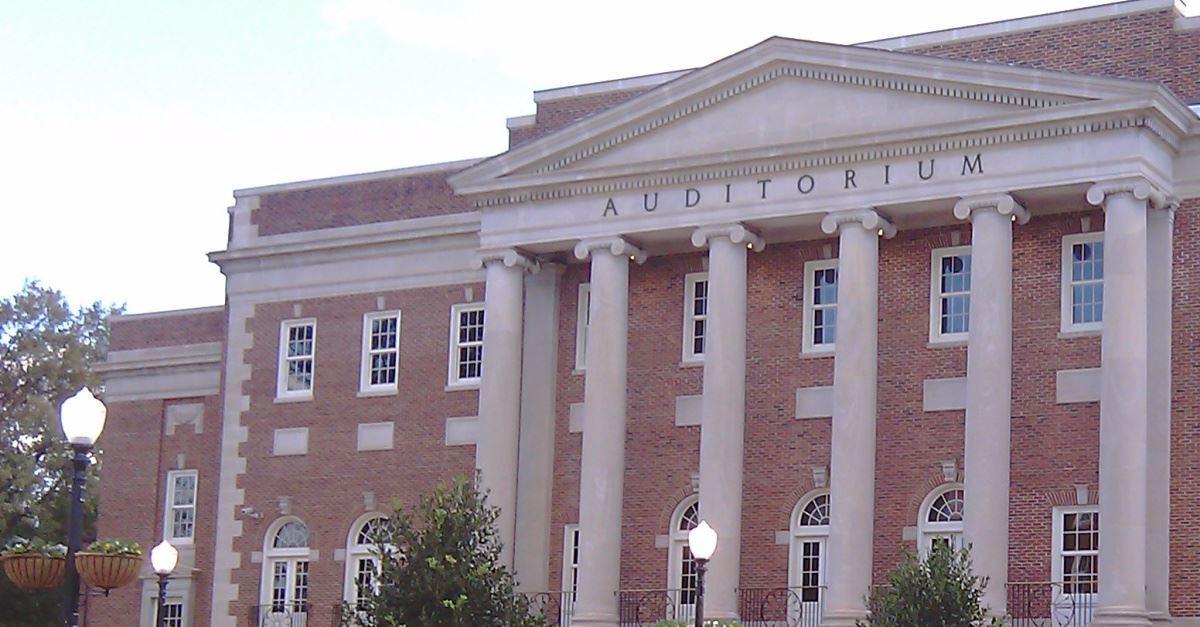 University of Alabama Returns $21.5M to Donor Who Urged Boycott of Pro-Life Law