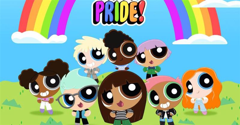 'Stand Proud All Year Long': Cartoon Network Celebrates LGBT Pride Month with the <em>Powderpuff Girls</em>