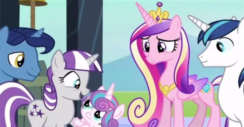 <em>My Little Pony</em> Children's Cartoon to Introduce Lesbian Couple