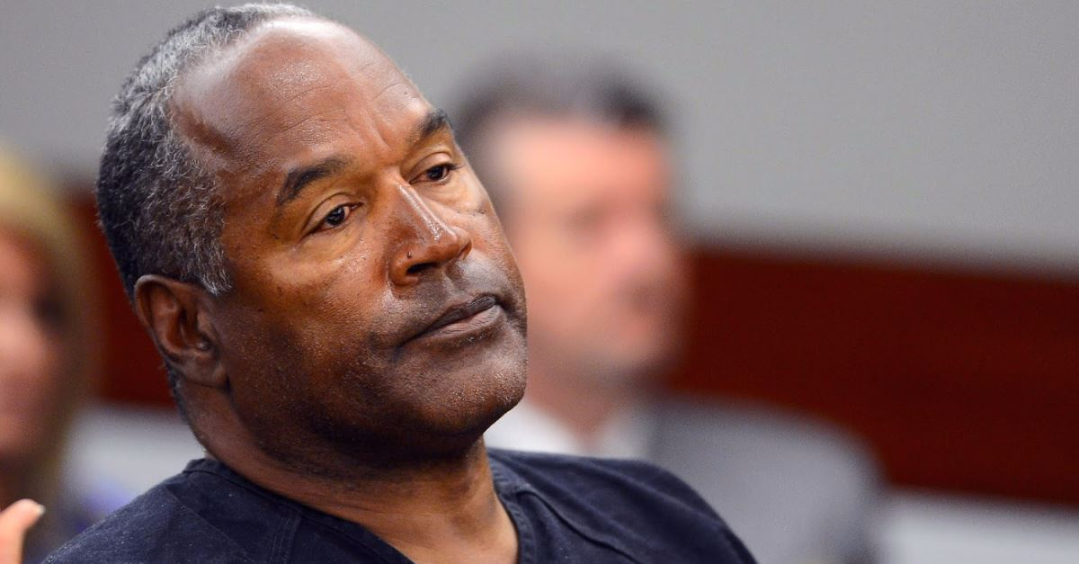 O. J. Simpson's Arrest and the Charleston Massacre: A Biblical Response to Prejudice