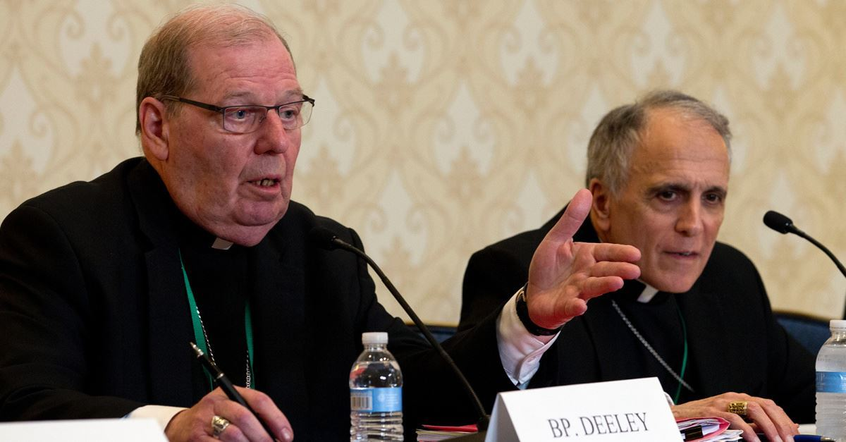 U.S. Catholic Bishops Adopt Process for Reviewing Misconduct of Bishops