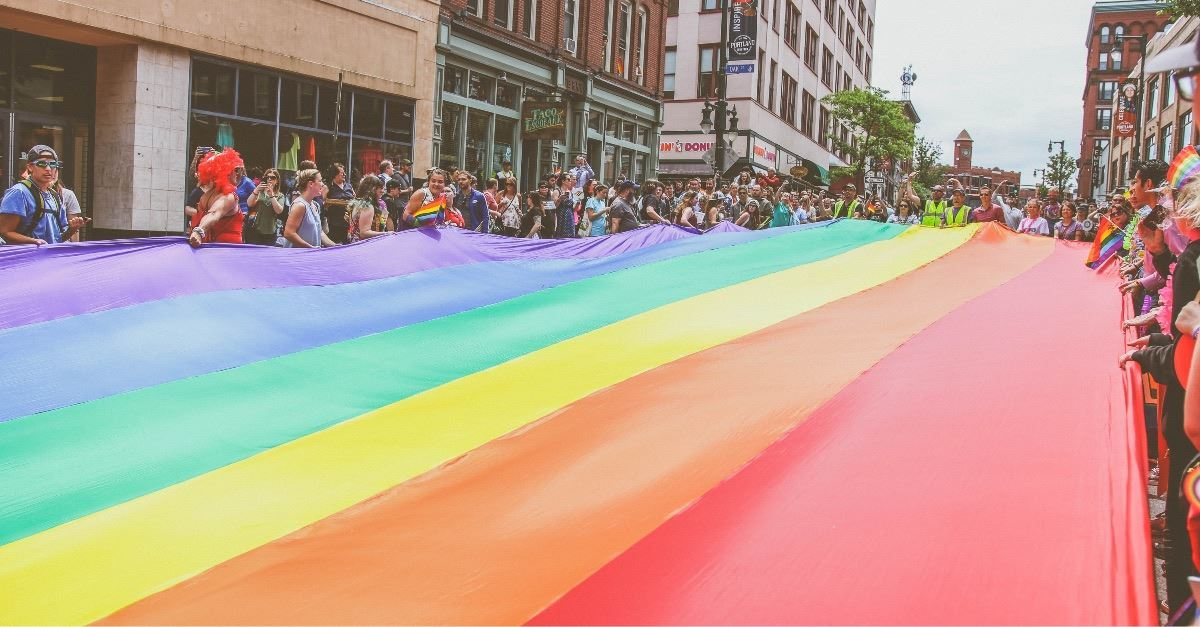 LGBT Pride Endued with LGBT Power