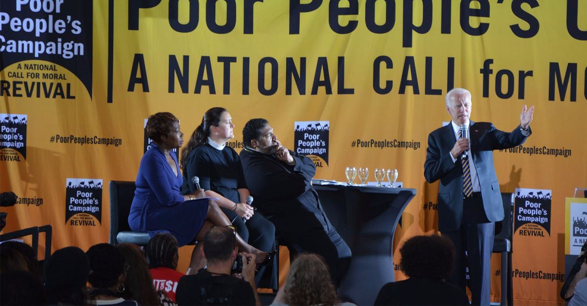 Joe Biden and Other Candidates Speak to Diverse Faith Leaders, Activists