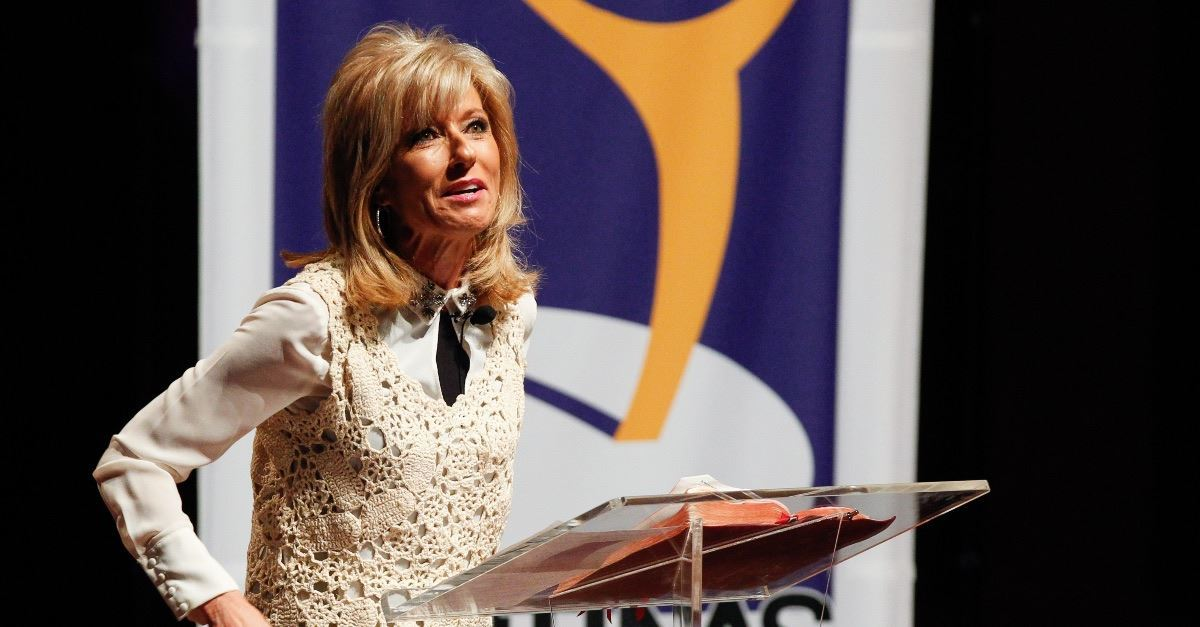 Beth Moore's Beliefs on Homosexuality Are Called into