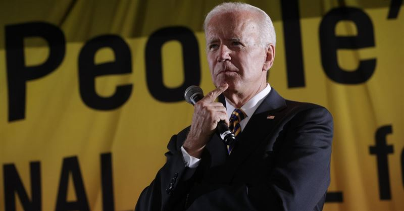 Biden Pledges to 'Codify Roe v. Wade' into Federal Law if Elected President