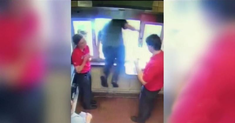 Chick-fil-A Worker Leaps out Drive-Thru Window, Saves Choking Boy