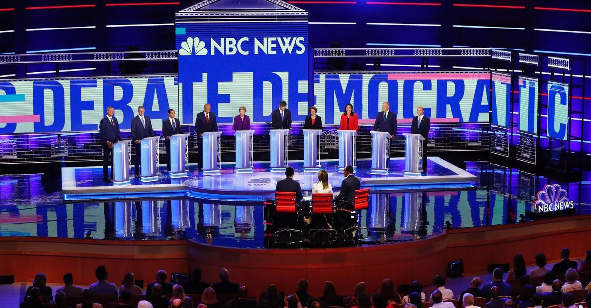 Democratic Candidates Are Hiring Faith Outreach Directors — Outreach to Whom?