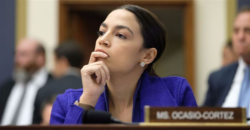Congresswoman Alexandria Ocasio-Cortez Allegedly Screamed at Border Patrol Officers While Visiting the Southern Border