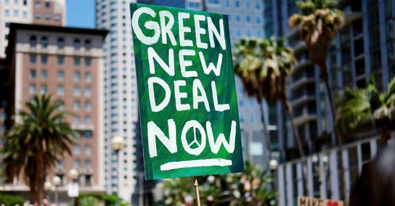 UCC General Synod Endorses Green New Deal