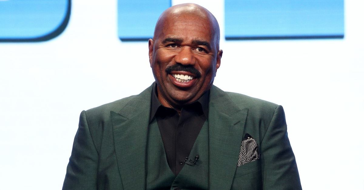 'God, He Got a Plan for You': Steve Harvey Gives Eight College Students Full Tuition Scholarships