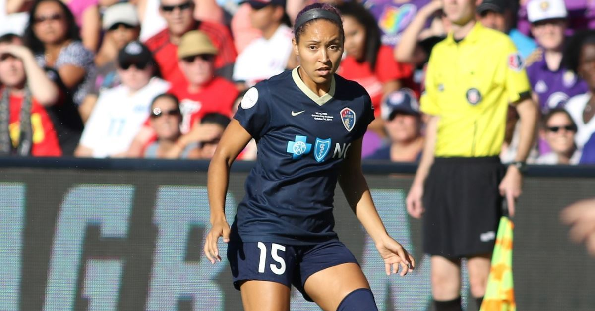 Did Jaelene Hinkle's Christian Beliefs Prevent USA's Best Left Back from Playing in the World Cup?