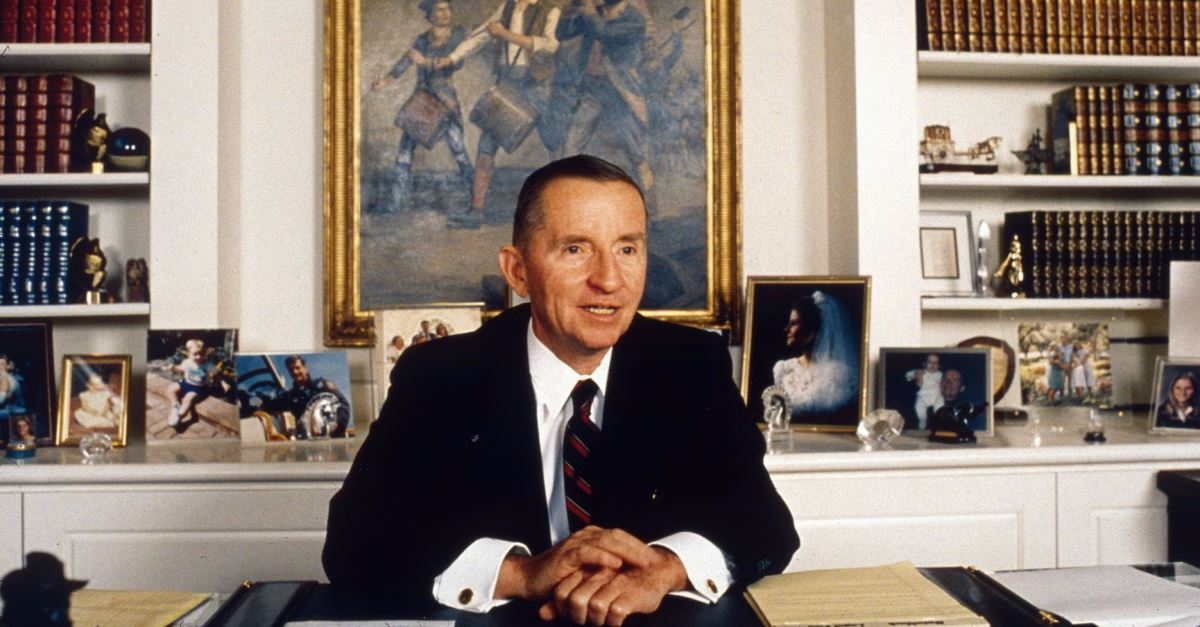 Ross Perot, Former Presidential Candidate and Renowned Patriot, Dies at 89