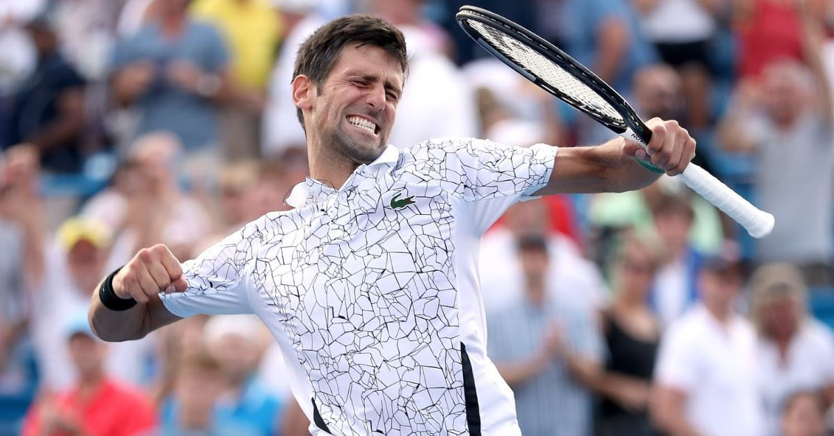 Becker hopes people start waking up to Djokovic's greatness