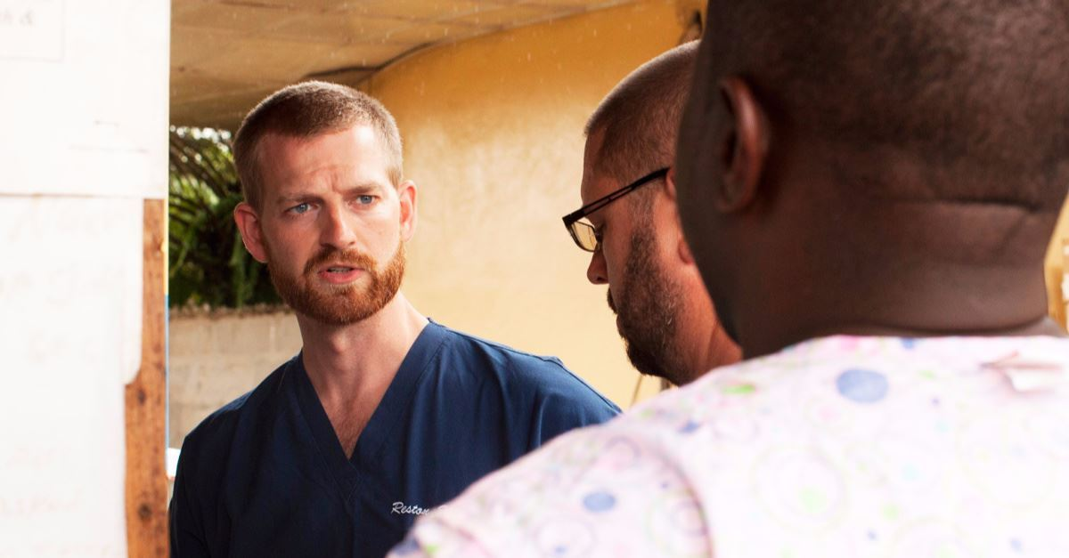 Ebola-Surviving Doctor Is Returning to Africa as Missionary: 'We're Trusting' God