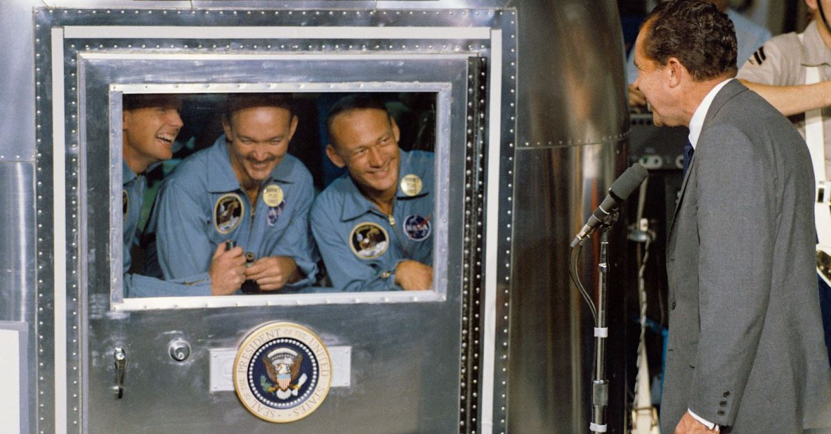 32 Million Americans Think Apollo 11 Was Staged: Reaching the Moon and Finding True Meaning on Earth
