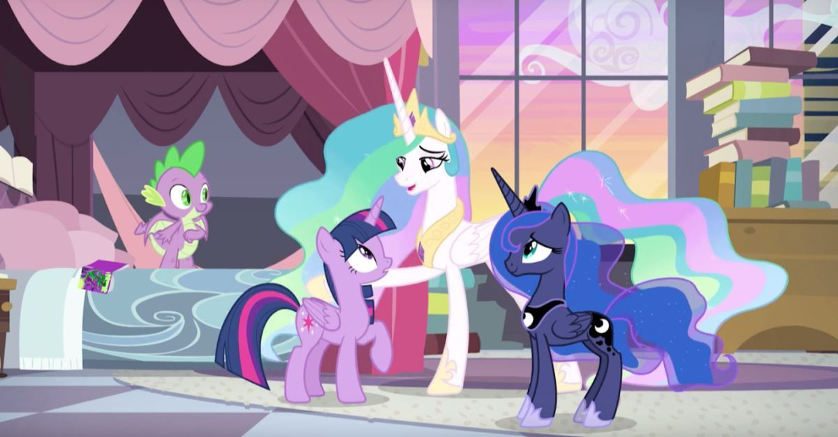 3. <em>My Little Pony: Friendship Is Magic</em> (Discovery Family)