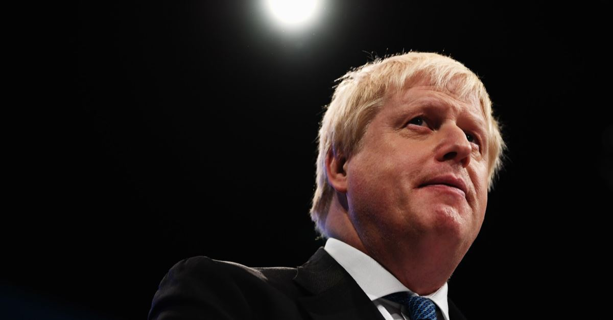 Boris Johnson and Robert Mueller: The Best Way to Serve Our Nation