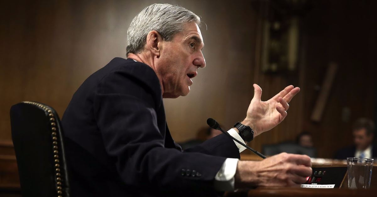 Robert Mueller's Testimony and the Art of Nonpartisanship