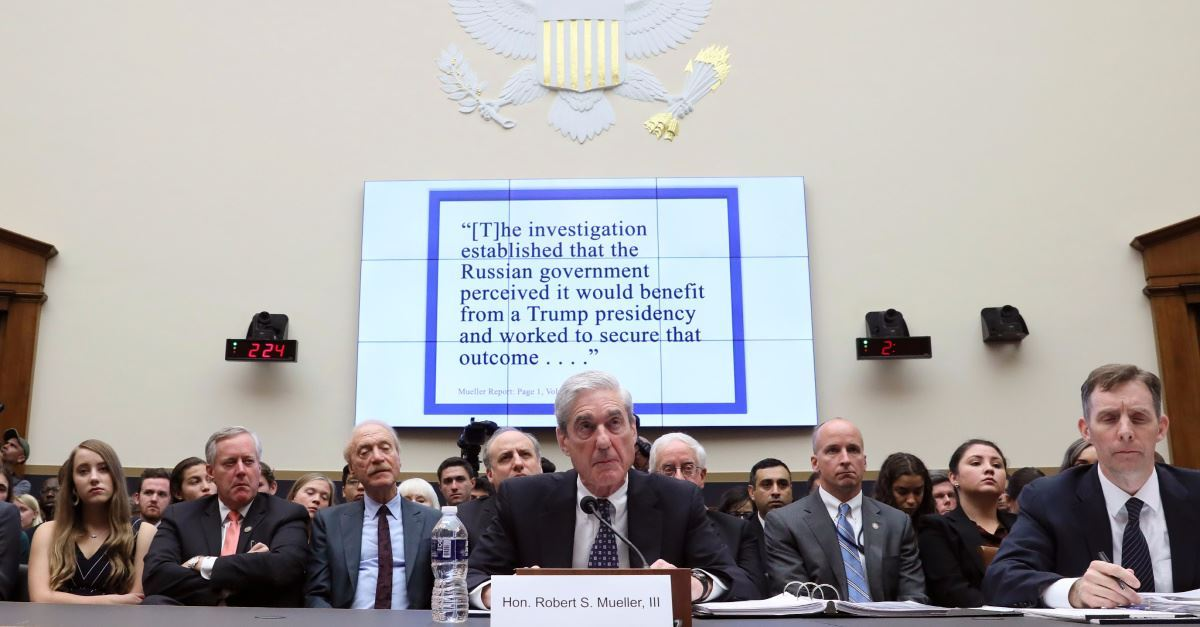 4 Key Takeaways from the Mueller Congressional Testimony