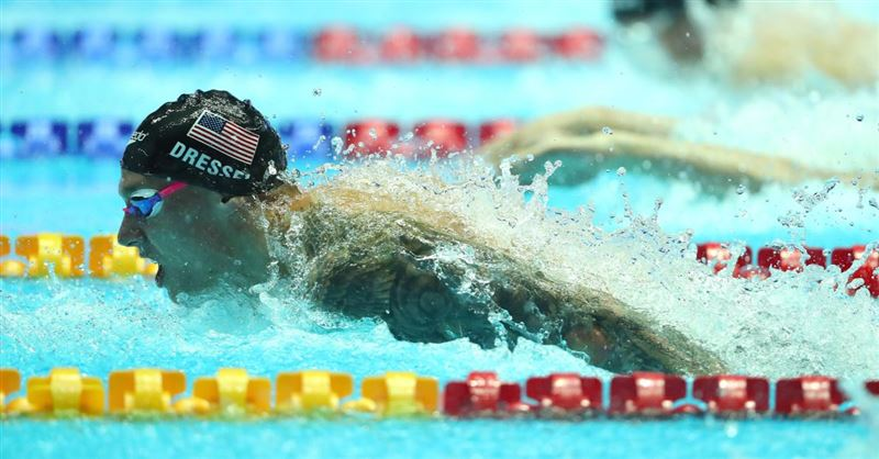 Christian US Swimmer Breaks Michael Phelps World Record in 100-Meter Butterfly
