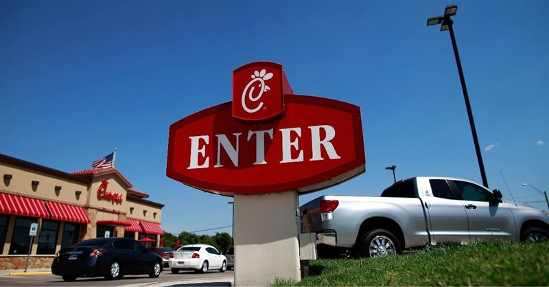 The Average Chick-fil-A Generates Double the Sales of McDonald's, Despite Closing Sundays