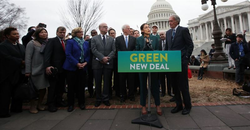 40 Percent of White Evangelicals Support the Green New Deal, Survey Finds