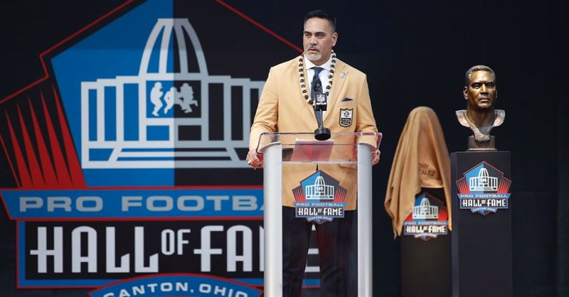 New Football Hall of Famer Kevin Mawae: Life's Purpose Is 'Sharing the Gospel'