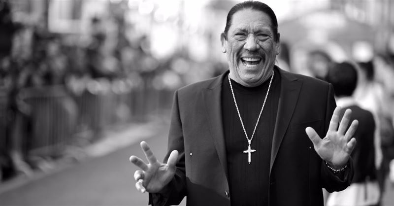 Danny Trejo Rescues Trapped Baby: The Power of Joy in Hard Times